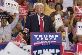 สารคดีเกี่ยวกับการเลือกตั้งของ Showtime Trumped