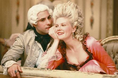 หนังเรื่อง Marie Antoinette